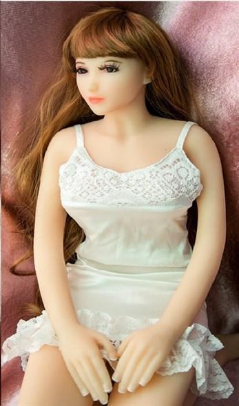 Кукла любовная Аниме с гибким каркасным телом, 75см - фото 45905