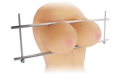 Пресс для сжатия груди The Rack Compactor металл