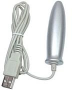 Стимулятор простаты с подогревом от USB