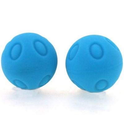 Вагинальные шарики Wicked, голубые