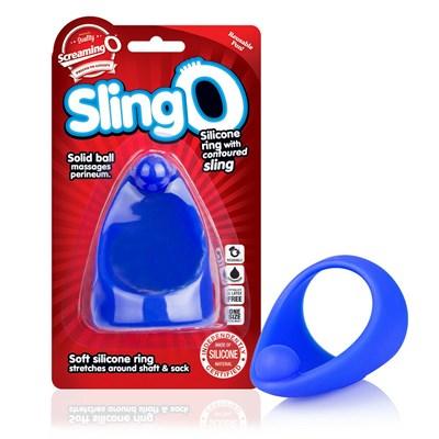 Насадка-кольцо SwingO конусообразная, со стимуляцией