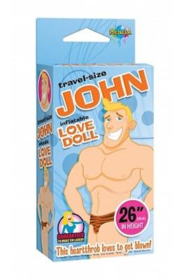 Надувная мини-кукла John Blow