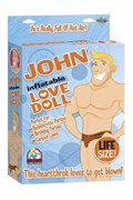 Кукла-мужчина JOHN, сувенирная