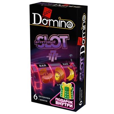 Презервативы Domino Premium Фруктовый Slot 6 шт.